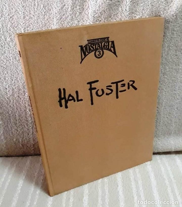 HAL FOSTER - CUANDO EL CÓMIC ES NOSTALGIA - TOUTAIN EDITOR (Tebeos y Comics - Toutain - Otros)