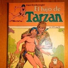 Cómics: EL HIJO DE TARZAN - VOL.1 - Nº 5 - HITPRESS -. Lote 164987490