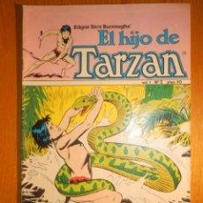 Cómics: EL HIJO DE TARZAN - VOL.1 - Nº 3 - HITPRESS -. Lote 164987502