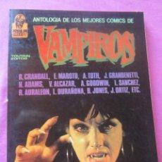 Cómics: ANTOLOGIA DE LOS MEJORES COMICS DE VAMPIROS TOMO TOUTAIN. Lote 165201410