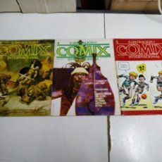 Cómics: COMIX INTERNACIONAL LOTE DE, 14N° 2-4-5-6-8-9-14-15-22-24-25-27-28-29 (TOUTAIN EDITOR). Lote 165354302