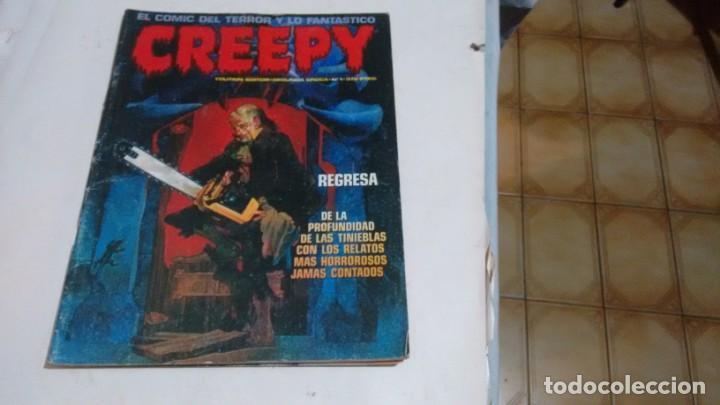CREEPY - NUMERO 1 - (Tebeos y Comics - Toutain - Creepy)