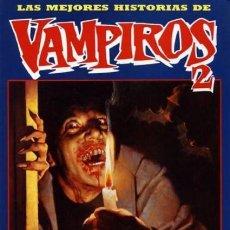 Cómics: LAS MEJORES HISTORIAS DE VAMPIROS 2 - TOUTAIN - MUY BUEN ESTADO - OFI15S. Lote 165993962