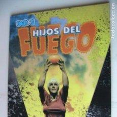 Comics : RICHAR CORBEN. DEN 3. HIJOS DEL FUEGO. TOUTAIN.. Lote 166509722