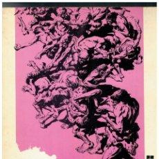Fumetti: JOSE ORTIZ -CUANDO EL COMIC ES ARTE- TOUTAIN,1977. MUY BUENO.. Lote 166726470