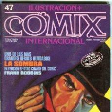 Comics : COMIX INTERNACIONAL Nº 47 TOUTAIN EDITOR EDICION ESPECIAL LIMITADA MUY NUEVO. Lote 166853670