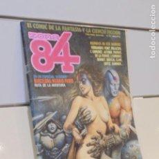 Fumetti: EL COMIC DE LA FANTASIA Y LA CIENCIA FICCION ZONA 84 Nº 51 - TOUTAIN -. Lote 167056868