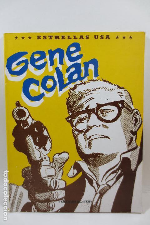 GENE COLAN (ESTRELLAS USA) TOUTAIN (Tebeos y Comics - Toutain - Álbumes)