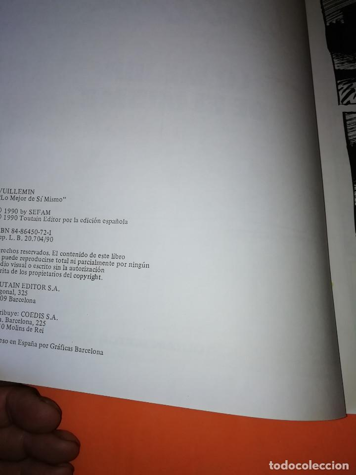 Cómics: VUILLEMIN. LO MEJOR DE SI MISMO. GRANDES AUTORES EUROPEOS . Nº 13. - Foto 4 - 168030420