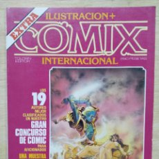 Fumetti: COMIX INTERNACIONAL - EXTRA CONCURSO - ED. TOUTAIN. Lote 168144780