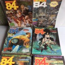 Comics : ZONA 84 - LOTE DE 49 EJEMPLARES -EDITA : TOUTAIN EDITOR - AÑOS 90. Lote 168320328