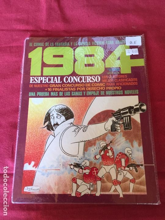 TOUTAIN 1984 NUMERO ESPECIAL CONCURSO BUEN ESTADO (Tebeos y Comics - Toutain - 1984)
