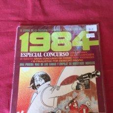 Cómics: TOUTAIN 1984 NUMERO ESPECIAL CONCURSO BUEN ESTADO . Lote 169032044