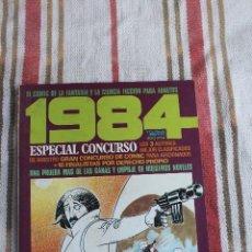 Cómics: 1984: ESPECIAL CONCURSO. Lote 169136452