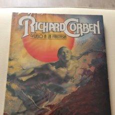 Cómics: VUELO A LA FANTASÍA RICHARD CORBEN ED. TOUTAIN. Lote 169294980