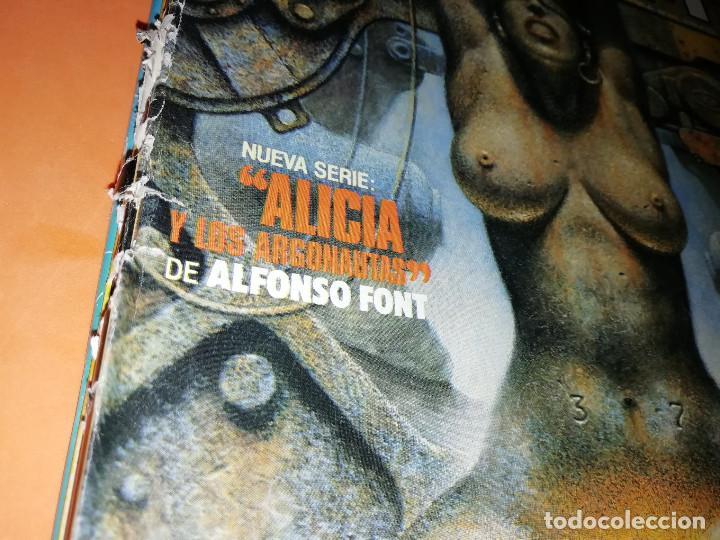 Cómics: TOTEM EL COMIX . LOTE NUMEROS SUELTOS 15,16,17,20,21,37,57 Y 58. TOUTAIN EDITOR. NO VENDO SUELTOS - Foto 8 - 169552940