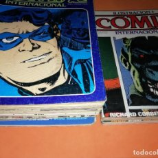 Cómics: COMIX INTERNACIONAL. LOTE DE NUMEROS SUELTOS. DOS RETAPADOS Y ULTIMO NUMERO.. Lote 169558564
