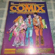 Cómics: COMIX INTERNACIONAL N.º 60 CARLOS JIMENEZ VICTOR DE LA FUENTE.... Lote 169698720