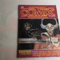 Cómics: COMIX INTERNACIONAL Nº 25 - EDITA : TOUTAIN AÑOS 80. Lote 256128955