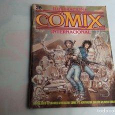 Cómics: COMIX INTERNACIONAL Nº 28 - EDITA : TOUTAIN AÑOS 80. Lote 256128910