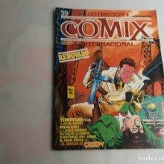 Cómics: COMIX INTERNACIONAL Nº 59 - EDITA : TOUTAIN AÑOS 80. Lote 256128880