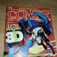 Comics: COMIX INTERNACIONAL EXTRA 3 D Y NÚMERO 21. Lote 170375456