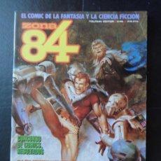 Comics : ZONA 84 Nº 65 EDITORIAL TOUTAIN . Lote 171071810