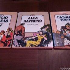 Fumetti: CUANDO EL CÓMIC ES NOSTALGIA. 3 TOMOS COMPLETA. SALVADOR VÁZQUEZ DE PARGA. Lote 171297465