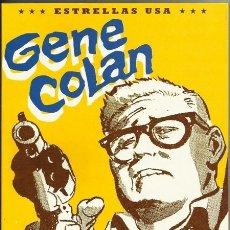 Cómics: GENE COLAN / ESTRELLAS USA - TOUTAIN EDITOR, 1991. Lote 46502906