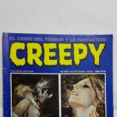 Cómics: CREEPY EL COMIC DEL TERROR Y LO FANTASTICO, Nº 42, AÑO 1981. Lote 171804465