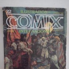 Cómics: COMIX INTERNACIONAL N° 22. Lote 171820642