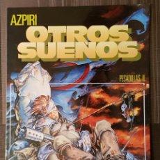 Cómics: OTROS SUEÑOS (PESADILLAS II) ALFONSO AZPIRI. RECOPILATORIO. TOUTAIN EDITOR 1991. Lote 172230070