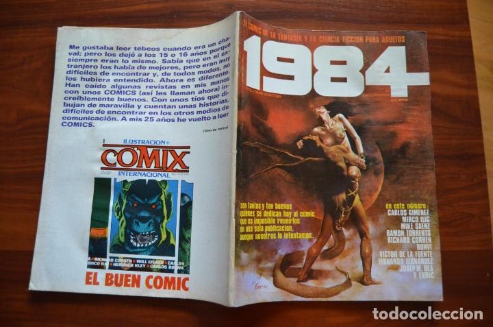 Cómics: 1984 19 - Foto 2 - 172434129