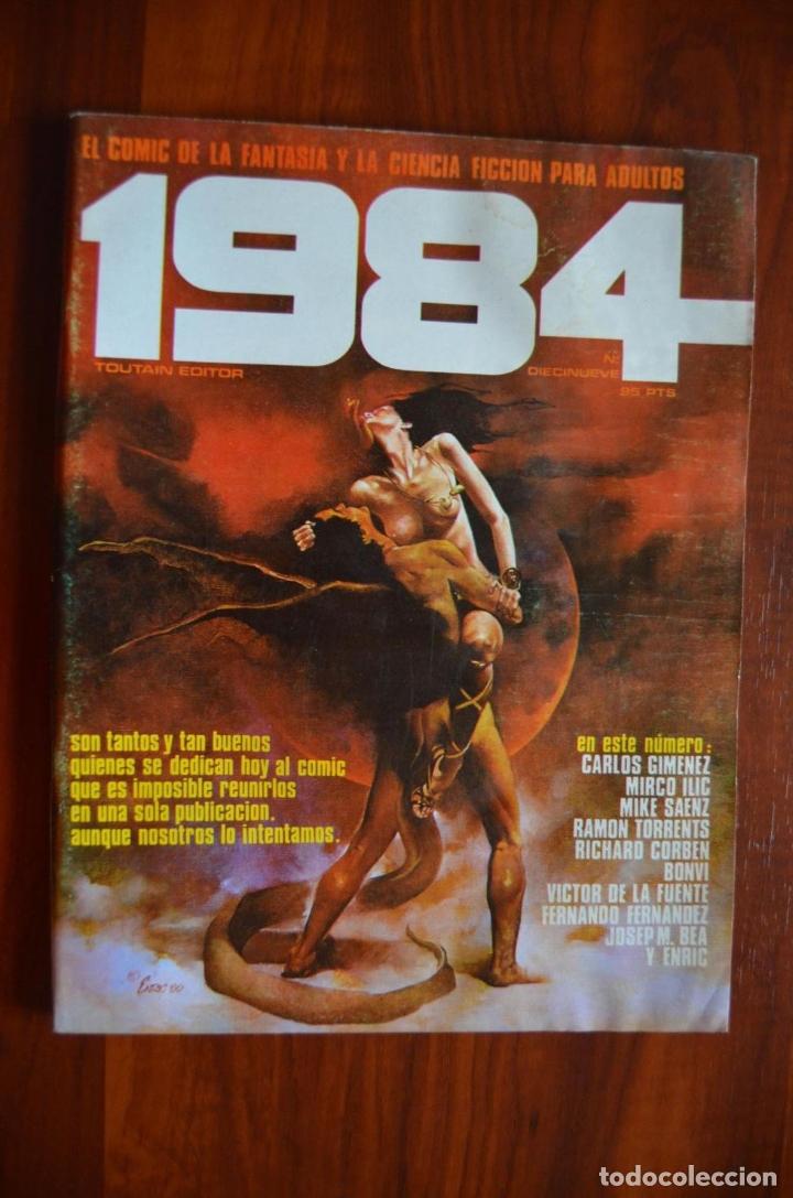 1984 19 (Tebeos y Comics - Toutain - 1984)