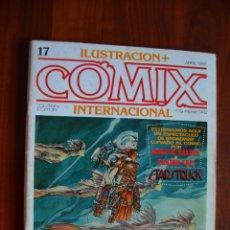 Fumetti: COMIX INTERNACIONAL 17. Lote 172437679