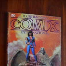 Fumetti: COMIX INTERNACIONAL 20. Lote 172437684