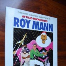 Cómics: ROY MANN. Lote 172446933