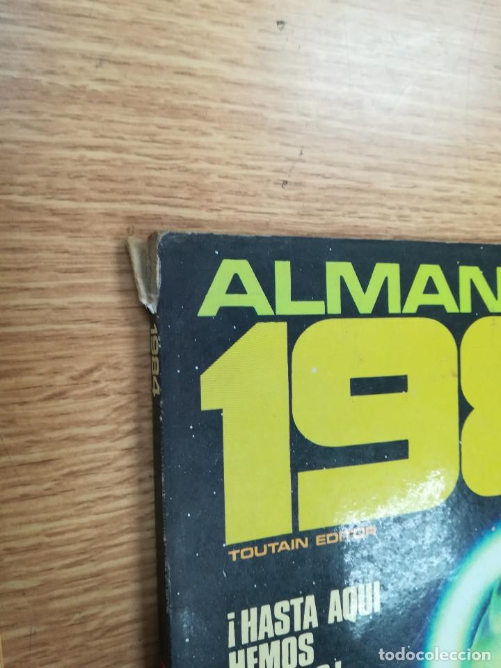 Cómics: 1984 ALMANAQUE 1984 - Foto 2 - 172548338