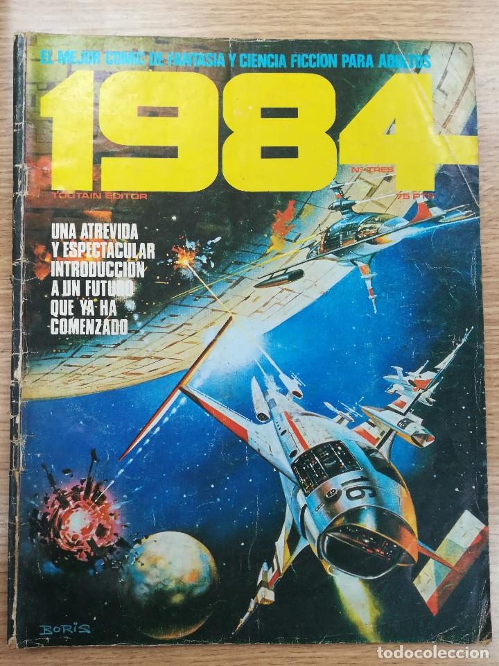 1984 #3 (Tebeos y Comics - Toutain - 1984)