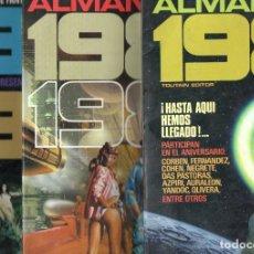 Cómics: TRES ALMANAQUES 1984 : 1980, 1983 Y 1984. Lote 172765042