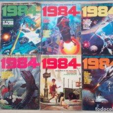 Cómics: 53 REVISTAS 1984 + 4 EDICION COLECCIONISTA + 4 ALMANAQUES + 1 ESPECIAL. Lote 174169154