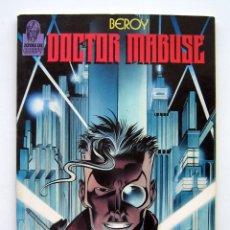 Cómics: DOCTOR MABUSE, JOSÉ M.ª BEROY. TOUTAIN. COL. OBRAS DE CREEPY. Lote 174331272