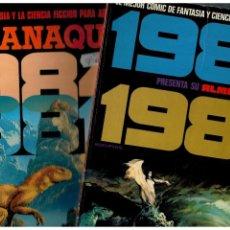 Cómics: ALMANAQUES 1984 COMPLETA + ESPECIAL CONCURSO + NÚMERO ESPECIAL. BUENOS.. Lote 174415517