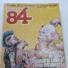 Fumetti: ZONA 84 EXTRA Nº 10 (RETAPADO CON LOS NUMEROS 29 A 31) TOUTAIN CS188. Lote 174466754