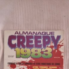 Cómics: CREEPY. ALMANAQUE 1983. Lote 175032133