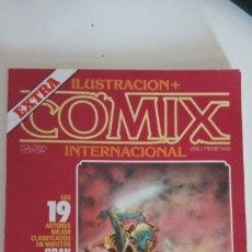 Cómics: COMIX INTERNACIONAL -EXTRA CONCURSO-. Lote 175032507