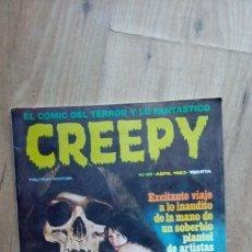 Cómics: CREEPY Nº 46. Lote 175125385