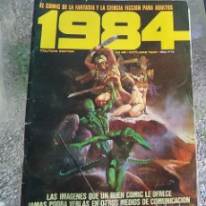 Cómics: COMIC 1984 Nº 45 TOUTAIN 1982. Lote 175157473