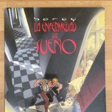 Cómics: LA ENFERMEDAD DEL SUEÑO - BEROY - TOUTAIN - GCH. Lote 175490872