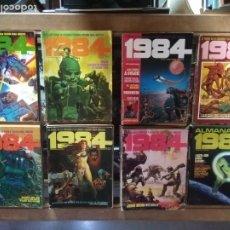 Cómics: 1984 - LOTE DE 59 NÚMEROS Y 3 ALMANAQUES. MUY BUEN ESTADO. Lote 175706260